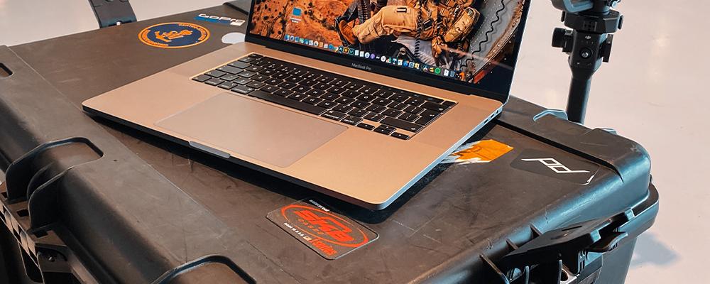 Laptopkoffers