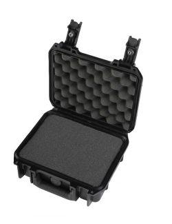 SKB 3i-serie 0907-4 waterdichte koffer met plukschuim