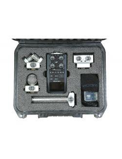 SKB iSeries koffer voor Zoom H6 Broadcast Recorder Kit