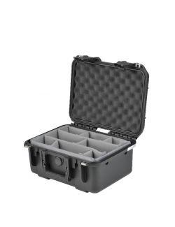 SKB 3i-serie 1309-6 waterdichte koffer met Think Tank vakverdelers