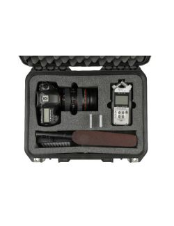 SKB iSeries H6 / DSLR Combo Case