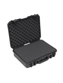 SKB 3i-serie 1813-5 waterdichte koffer met plukschuim