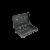 SKB R-serie 3221-7 Waterdichte transportkoffer met wielen