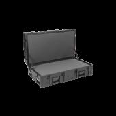 SKB R Series 4222-14 Waterdichte transportkoffer met gelaagd schuim en wielen