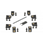 SKB 3i Series klemmenpakket voor paneelbevestiging voor 3i1610