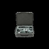 SKB iSeries 2015-7 koffer met Think Tank vakverdelers