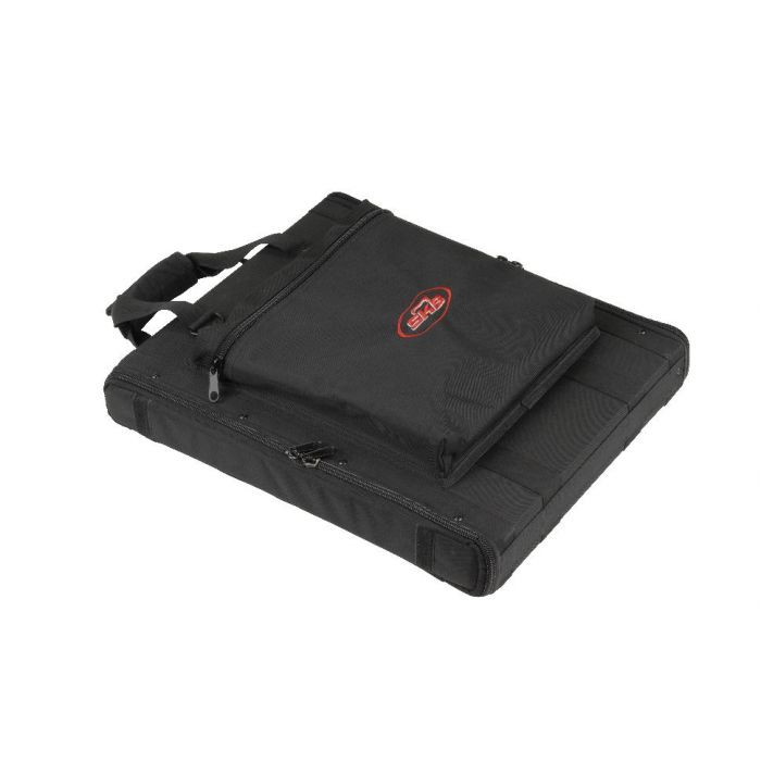 SKB 1U zachte rack koffer