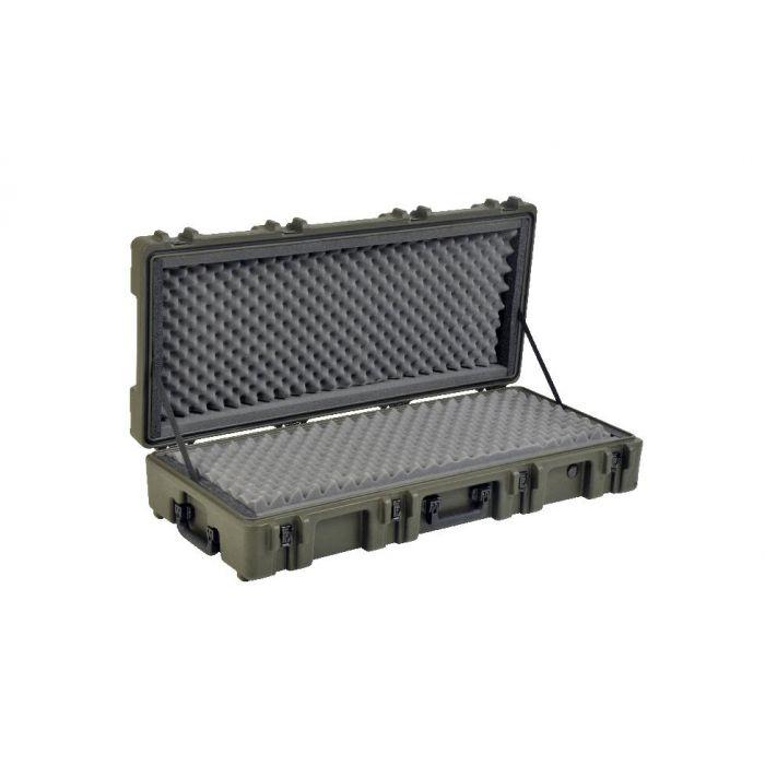SKB R-serie 4417-8 waterdichte wapenkoffer (legergroen)