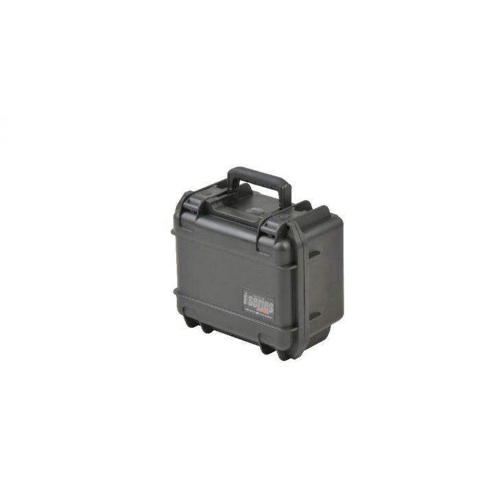 SKB 3i-serie 0907-6 waterdichte koffer met vakverdelers