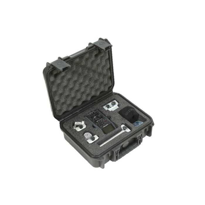 SKB iSeries koffer voor Zoom H6 Broadcast Recorder Kit