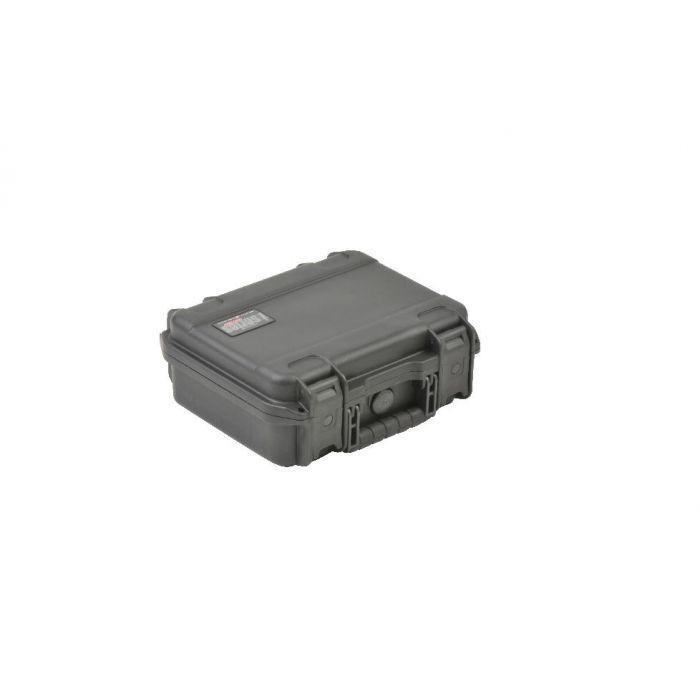 SKB 3i-serie 1209-4 waterdichte koffer met plukschuim