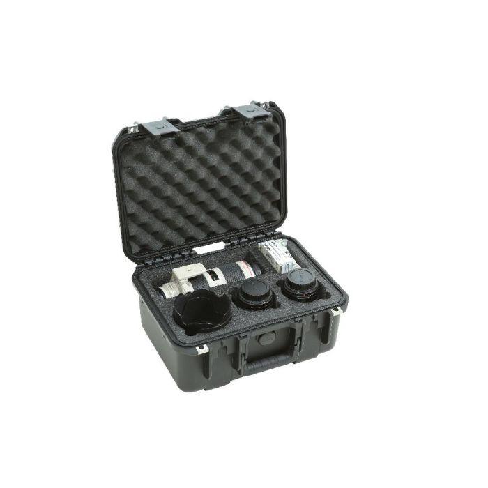 SKB iSeries 1309-6 Waterdichte Lens Koffer