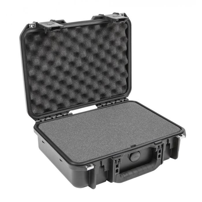 SKB 3i-serie 1510-4 waterdichte koffer met plukschuim