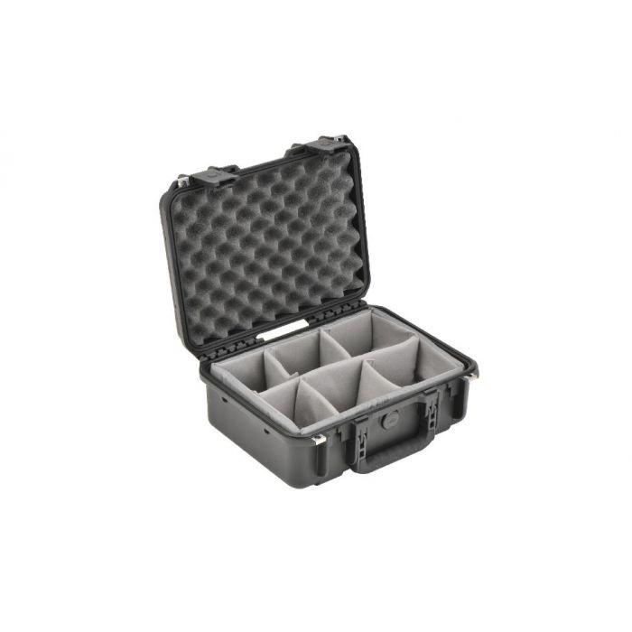 SKB 3i-serie 1510-6 waterdichte koffer met Think Tank vakverdelers