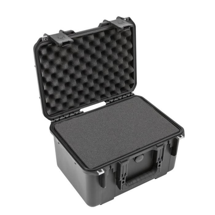 SKB 3i-serie 1510-9 waterdichte koffer met plukschuim