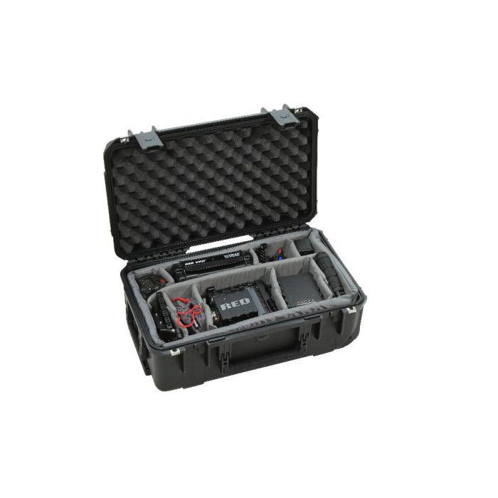 SKB 3i-serie 2011-7 waterdichte koffer met Think Tank vakverdelers