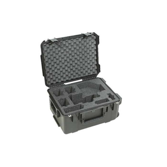 SKB iSeries Waterdichte koffer voor Sony F5 of F55 Videocamera (wielen en handgreep)