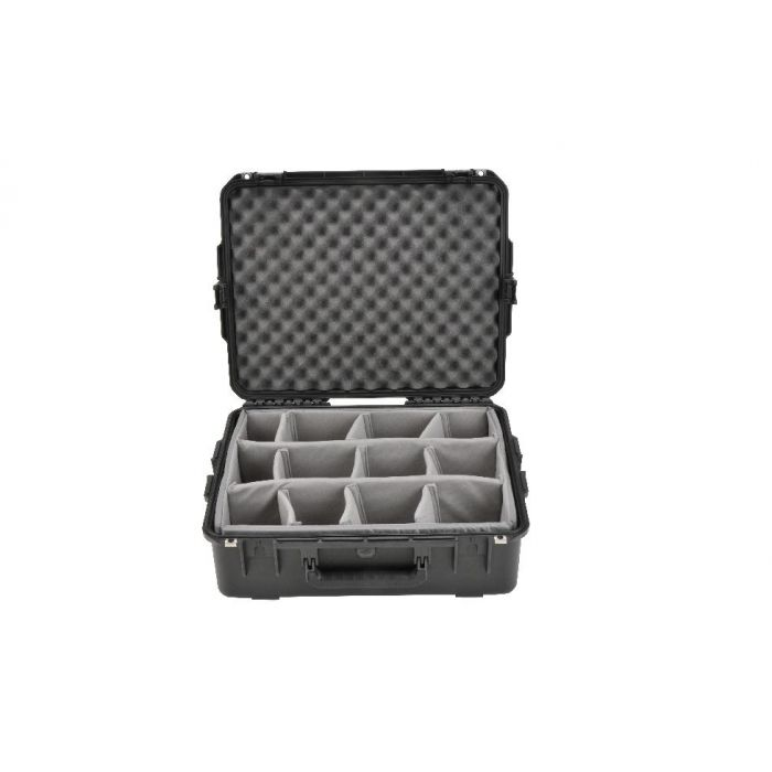 SKB 3i-serie 2217-8 waterdichte koffer met Think Tank vakverdelers