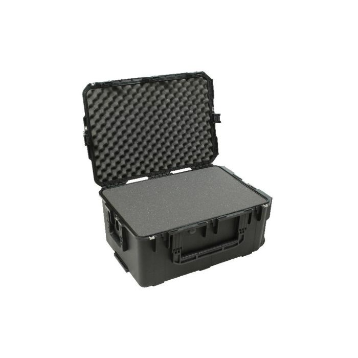SKB 3i-serie 2617-12 waterdichte koffer met plukschuim