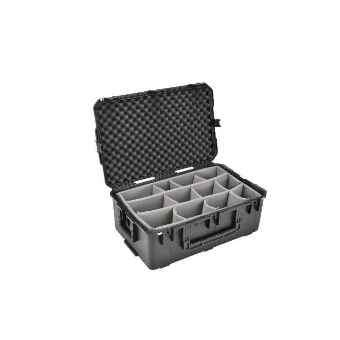 SKB 3i-serie 2918-10 waterdichte koffer met Think Tank vakverdelers