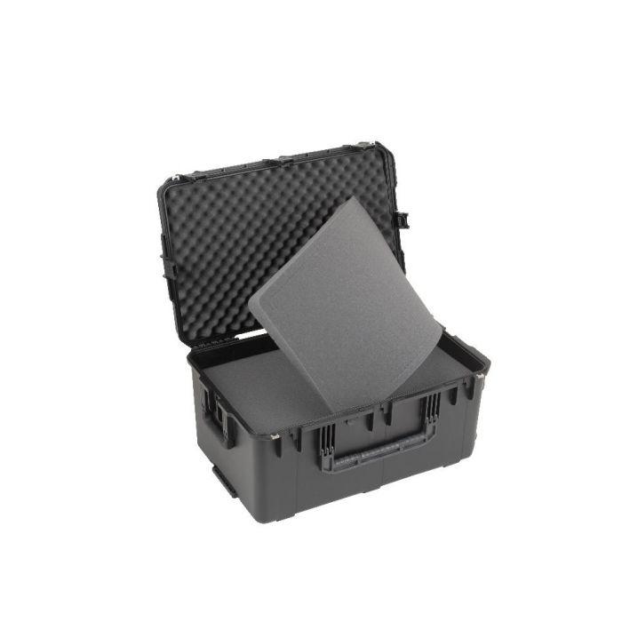 SKB 3i-serie 2918-14 waterdichte koffer met plukschuim
