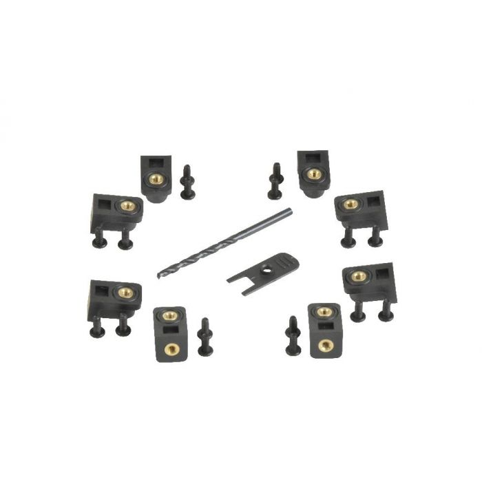SKB 3i-serie klemmenpakket voor paneelbevestiging