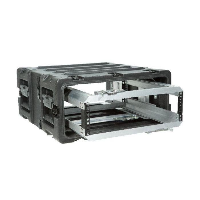 SKB 3U uitklapbaar 20 Inch Shock Rack