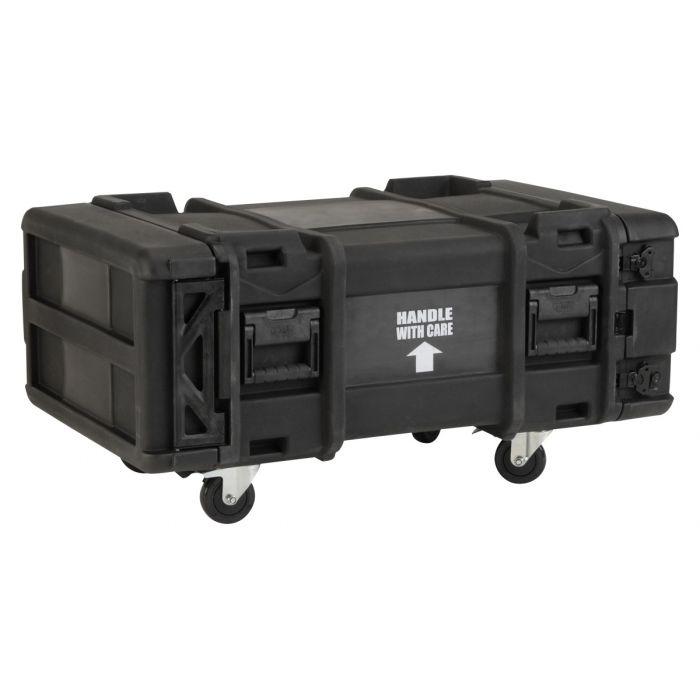 SKB 30 inch diep 4U Roto Shock rack