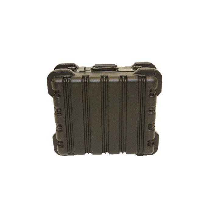 SKB heavy-duty koffer zonder schuim in zwart