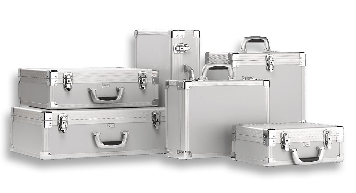aluminium koffers casecreator