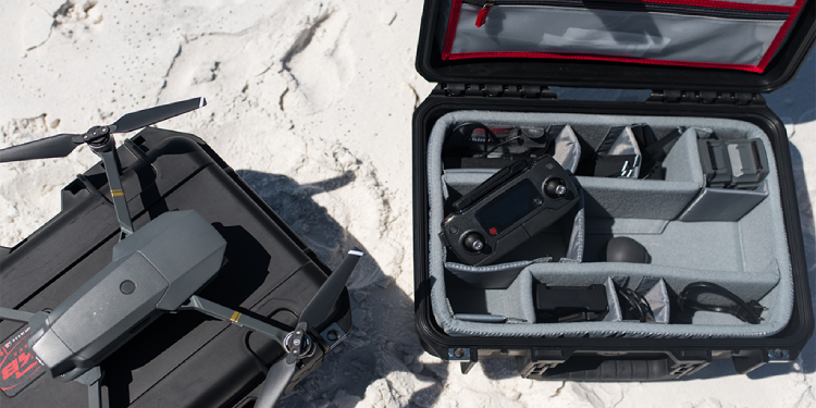 Dronekoffers Koffers en Kisten