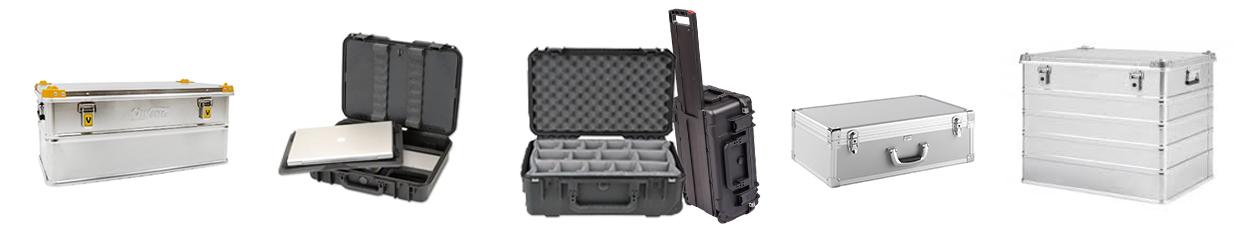 Koffers en kisten van professionele kwaliteit!