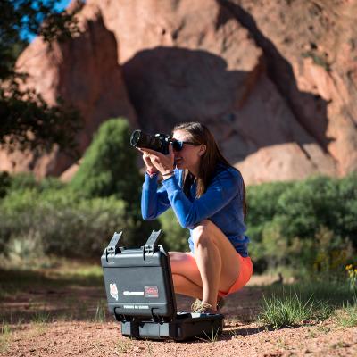 Lichtgewicht camera koffer