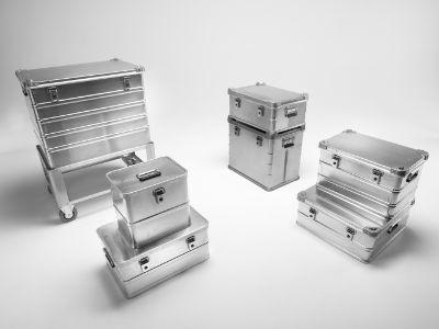 Opbergkist defender aluminium