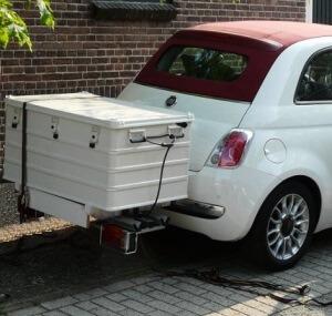 aluminium transportkoffer fietsendrager
