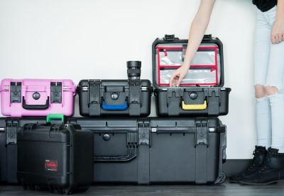 Hardcase Koffer SKB