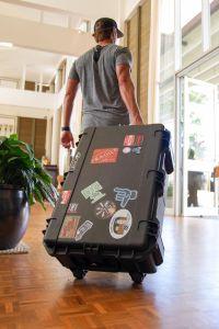Hardcase koffer vakantie