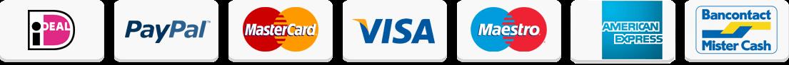 Betalingsinformatie - KoffersenKisten