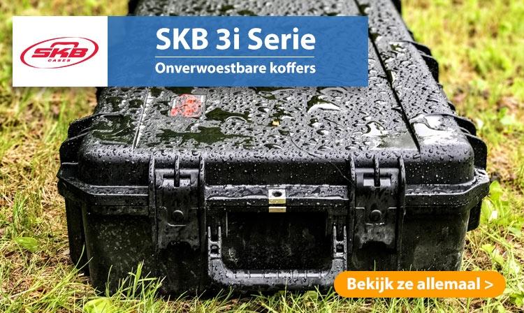 Kunststof koffers SKB iSeries