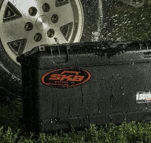waterdichte transportkoffer